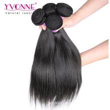 Оптовая Малайзии Прямые Человеческих Волос Weave