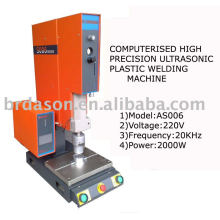 Computerised Ultrasonic Plastic Welding Machine For PVC Products