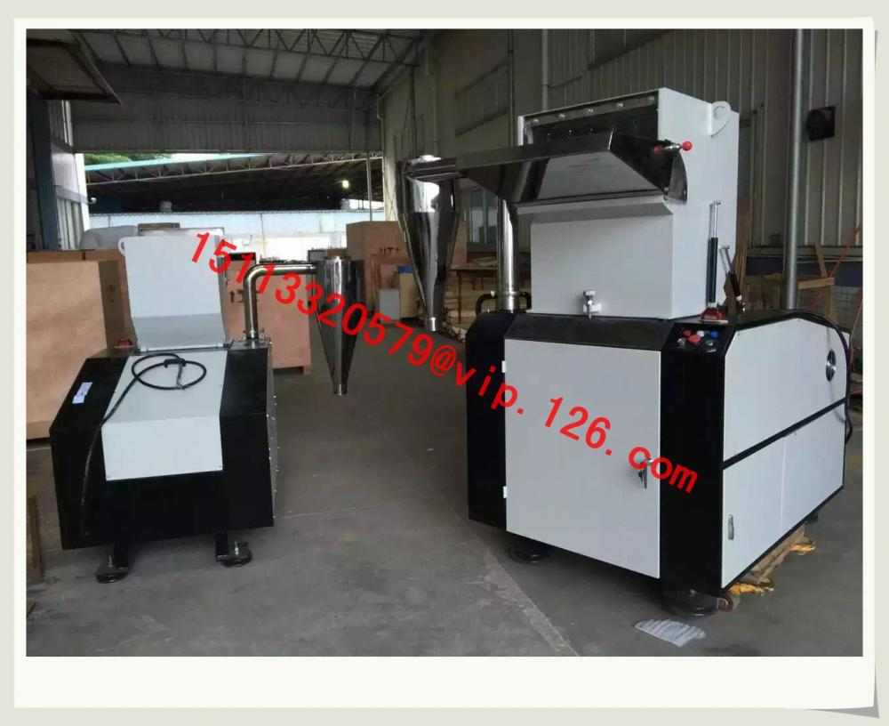 Soundproof Plastic Crusher 2b