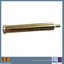 Brass CNC Machined Parts of CNC Turned Lathe Part (MQ101)