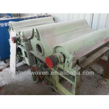 machine de recyclage pour la ligne de produits de déchets textiles