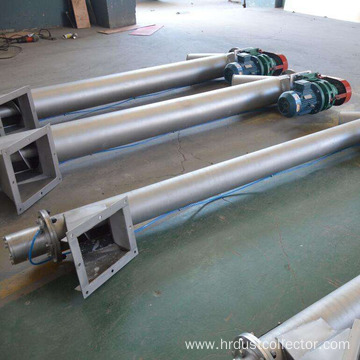 Chain conveyor for dust remover