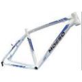 Colorful Mountain Bike Frame