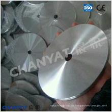 Nickellegierungs-Blindflansch B626 Uns N10665, Hastelloy B2