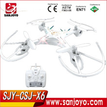 Arachnid rc quadcopter 2.4G 4 Axis Headless mode easy to fly rc UFO VS SYMA X5C X5SC