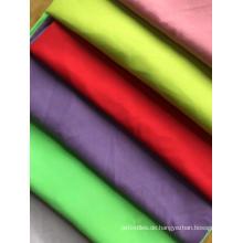 Polyester Mikrofaser gefärbtes Gewebe