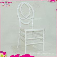 Chaise en plastique phoenix pour mariage