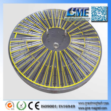 Mesa magnética de amoladora superficial