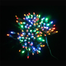 5mm LED Artificial Christmas Tree Light String avec Décoration multi couleurs (L200.021.00)