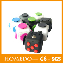 Camouflage fidget cube magic dice wholesale fidget cube manufacturer