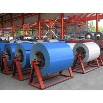 Hot -Sale Pre-Painted Galvanized (PPGI) (Thickness: 0.13~0.8mm) Roof Building /Steel Material