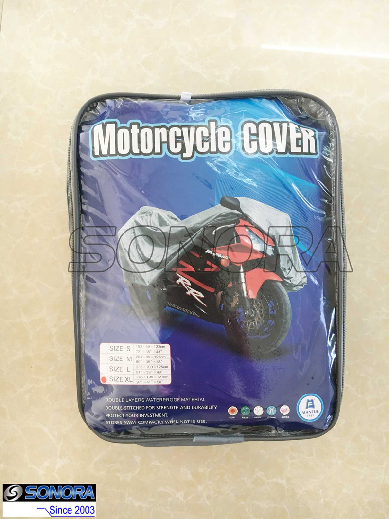 Motorcycle Cover Water Resistant