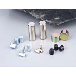 Cylinder Sintered NdFeB Magnets