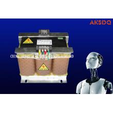 Transformateur de puissance de type sec