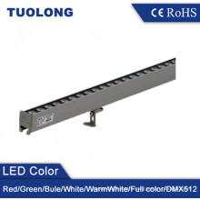 DC24V Small Slim LED Wall Washer LED Linear Light for Landscape