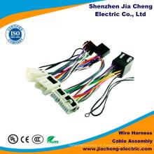 Chicote de fios do fio do conjunto do cabo do conector solar