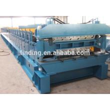 Double-Layer-Alu-Blech, der Maschine herstellt