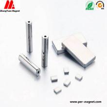 Cylinder Block NdFeB Magnets of Motor and Genertor Magnet