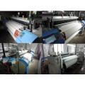 Tejidos que tejan superventas de la tela de algodón de la armadura del llano gris para la venta