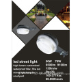 5 years warranty 140lm/w 70w dust to dawn photocell switched control led street lighting fixtures light for outdoor