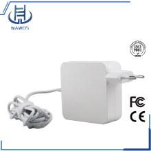 Eu Plug 16.5V Laptop Adapter 60W for Macbook