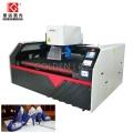 150W 275W 500W Leather Laser Engraving Cutting Machine