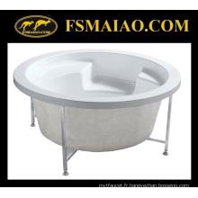 Excellente qualité Simple acrylique bain de trempage (BA-8807B)