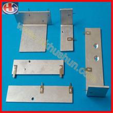 Geben Sie benutzerdefinierte Aluminium Strahlungsflosse (HS-AH-0012)