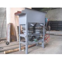 Tansania Saphir Doppel Power Jigger Maschine Jig Separator