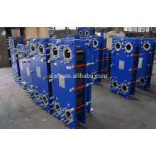 China calentador de agua de acero inoxidable, aceite hidráulico enfriador Sondex S7 recambio