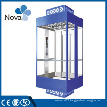 55 Passenger Elevator Cabin/Glass Elevator Cabin