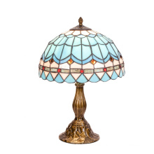 Industrial Tiffany Flower Lamp Tiffany Stained Glass Table Lamps For Home Decor