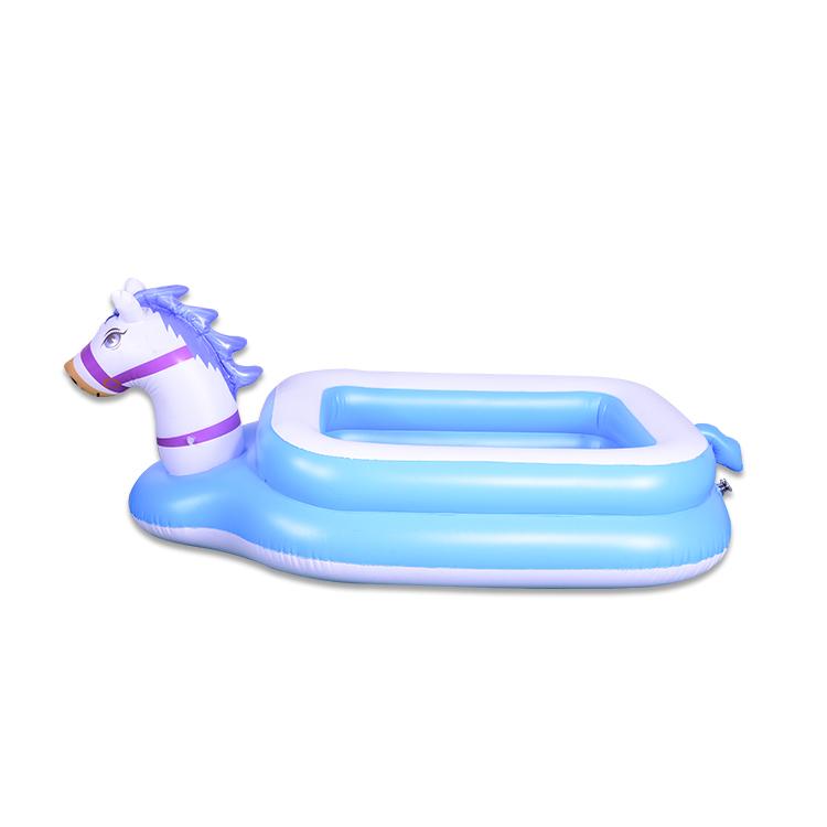 Cute spray pool for children household