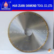Outil de construction à lames de diamant 300mm à découpe rapide pour marbre