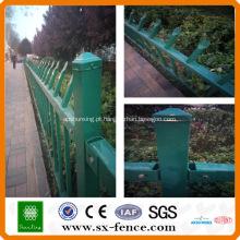 vedação do tubo de aço de zinco de alta segurança
