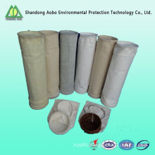 Non woven Pocket type Acrylic dedust filter bag for baghouse of cement industry