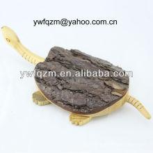 tortue de bois décoration de mariage