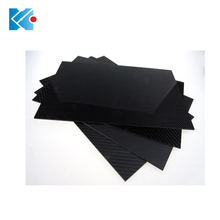 High strength 3k carbon fiber sheet 400*500mm with 0.5mm thickness