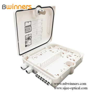 Outdoor 12 Kerne Glasfaserverteilung Teminal Temination Box