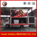 Mobile Truck P10 Outdoor LED Billboard Truck Low Price