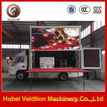 Prix de camion mobile extérieur de panneau d'affichage à LED du camion P10