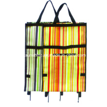 Foldable Shopping Bag Trolley (XY-415D)