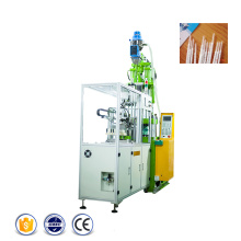 Automatic plastic dental floss pick molding machine