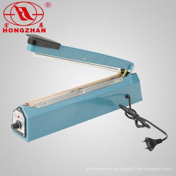 Handgeführte Impuls Sealer für Wärme Abdichtung LDPE HDPE-Beutel und Kaschierfolien mit großen Transformator und Cutter