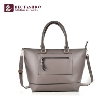 HEC 2018 Factory Wholesale Woman Shoulder Big Ladies Handbag