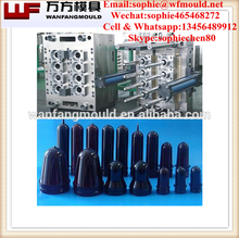 PET preform Mould with 48 cavity hot runner valve gate PCO 28mm neck preform