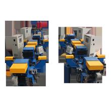 Kippbare Kokillengießmaschine für Metallformen