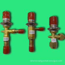 CE and UL approved refrigeration system use bypass valve