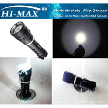 Hot sale Diving Backup light 1000lm xm-l u2 lampe de plongée led