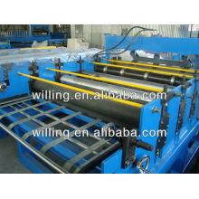 Galvaznied panel de acero que forma la máquina proveedor